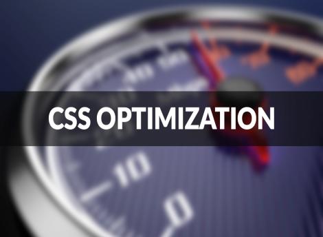 CSS Optimization (faster page loads)