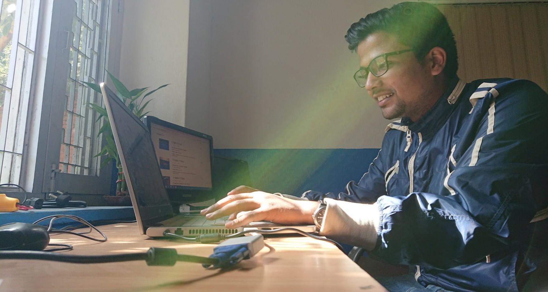 Going from regular boy to Programmer. How I became a Web Developer?